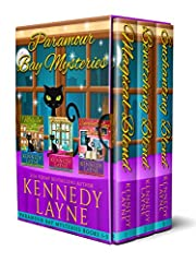 USA Today Bestselling Author Kennedy Layne brings you the first Paramour Bay Mysteries boxset that includes cozy tales of magical tea blends and bewitching characters!This enchanting boxset includes the first three books in the Paramour Bay M...