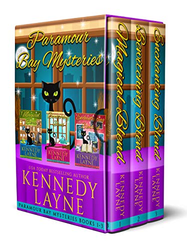 Paramour Mysteries Books Boxset Book ebook product image