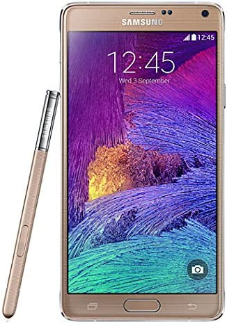 Samsung N910 Galaxy Note 4 4 G NFC 32 GB Bronce Gold EU: Samsung ...
