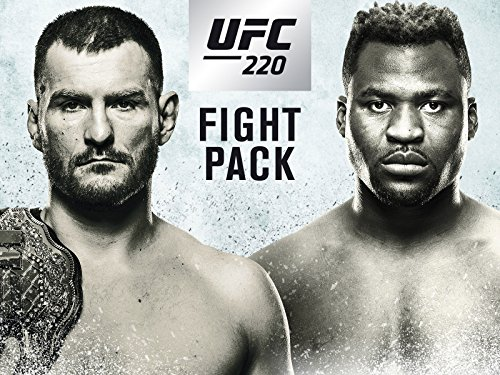 Stipe Miocic vs Francis Ngannou Fight Pack