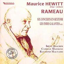 Hewitt Dirigiert Rameau