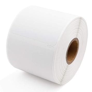 Amazon.com: 1 rollo de etiquetas adhesivas Dymo 30256 de ...