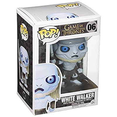 Funko POP Game of Thrones: White Walker Vinyl Figure: Funko Pop! Television:: Toys & Games