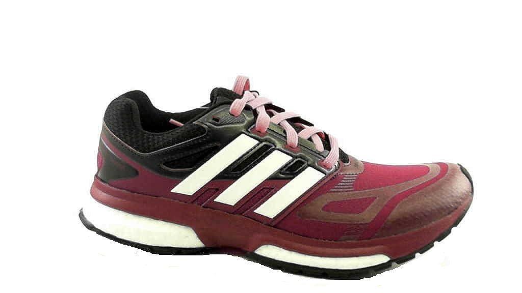 Adidas Response Boost Techfit Damen w Damen Techfit Laufschuhe Schwarz a0f0bf