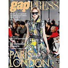 gap PRESS 最新号 サムネイル