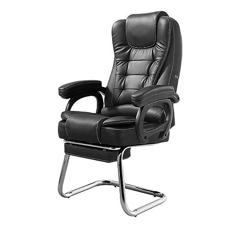 Amazon.com: Silla de oficina reclinable y ergonómica de ...