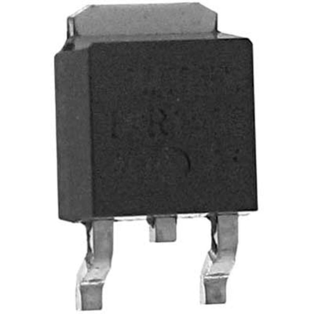 MOSFET; Power; N-Ch; VDSS 100V; RDS(ON) 15 Milliohms; ID 56A; D-Pak (TO-252AA); -55deg, Pack of 20
