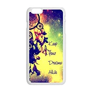 Distinctive colorful dreamcatch Cell Phone Case for Iphone 6 Plus