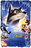 Balto Poster Movie 11x17