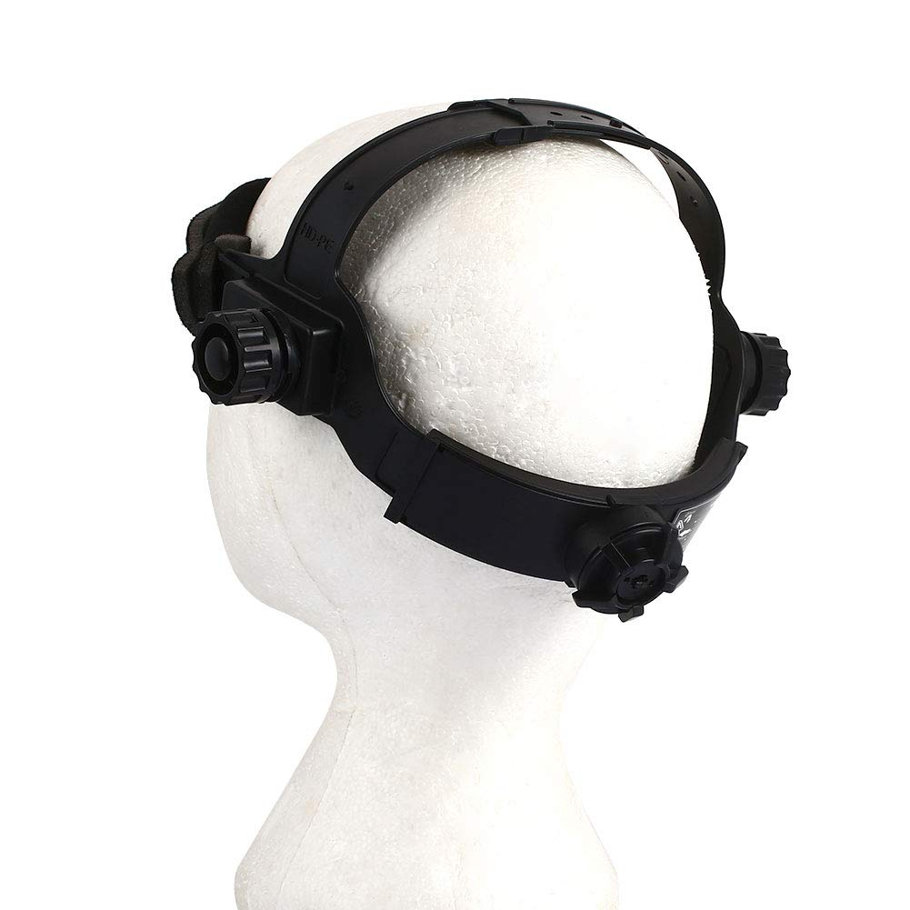 SSXY Cascos de soldadura solar Diadema Máscara de soldadura fotoeléctrica automática Diadema ajustable Pp Máscara Accesorios: Amazon.es: Bricolaje y ...