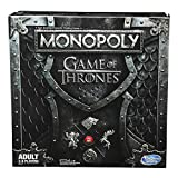 Monopoly Game of Thrones Board Game for Adults (Renewed)
