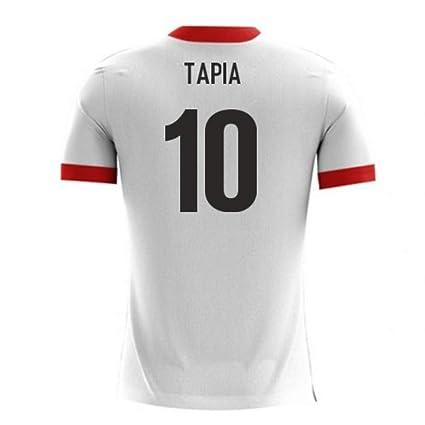 Peru 2020 World Cup Jersey.Amazon Com 2018 19 Peru Airo Concept Home Football Soccer