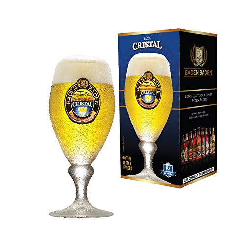 Taca de Vidro Baden Baden Cristal
