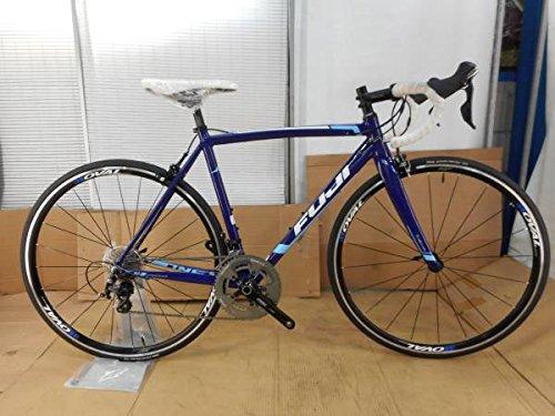 【アウトレット品】 フジ 2015 ROUBAIX1.3(ルーべ1.3) NAVY 52cm 軽量ロードバイク B079GQNGDX