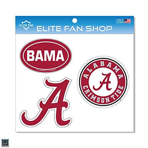 Elite Fan Shop Alabama Crimson Tide 6
