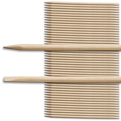 Rosenholzstäbchen Set 50 Stück Paket - Sun Garden Nails 8744