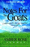 Notes for the Goats, Amber Newman, 1482610957