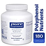 Pure Encapsulations – Polyphenol Nutrients – Hypoallergenic Nutrient Dense Multivitamin/Mineral Formula – 180 Capsules