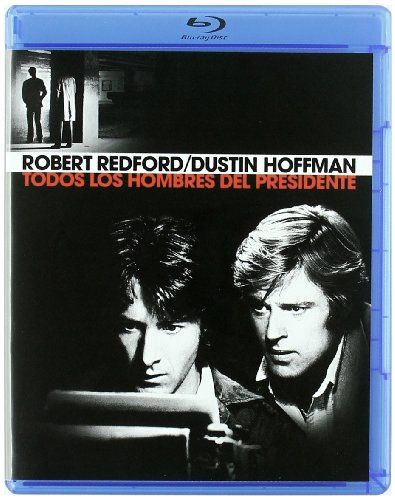 Todos Los Hombres Del Presidente (Blu-ray) [2011] (Import Movie) (European Format - Zone 2)