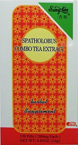 Combo Tea Extract - Spatholobus Combo Tea Extract (Zuo Gu Shen Jing Tong)