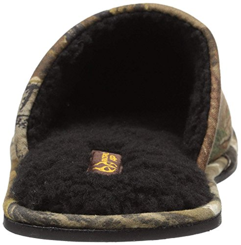 Wembley Men's Realtree Scuff Slipper Mule, Camouflage, Medium/8-9 M US by Wembley (Image #3)
