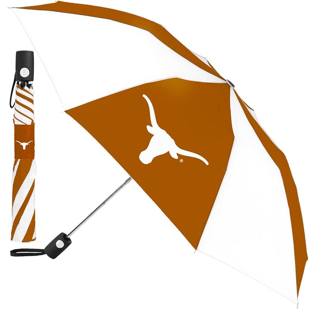 Texas Longhorns傘 – 自動折りたたみ   B0172IKC7I