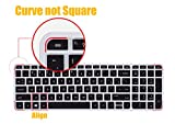 """Keyboard Cover for HP 15.6"""" Laptop HP 15-BA010NR"""