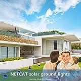 Solar Ground Lights,Garden Pathway Outdoor