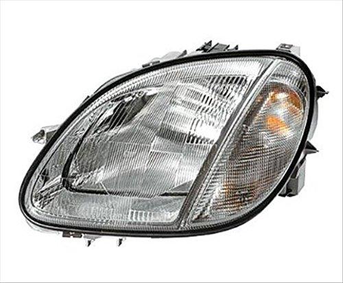 Partslink Number MB2502127 OE Replacement Mercedes-Benz SLK230//SLK32//SLK320 Driver Side Headlight Assembly Composite Multiple Manufacturers