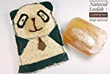 100% Natural Loofah body scrubb exfoliation Shower pad Review and Comparison