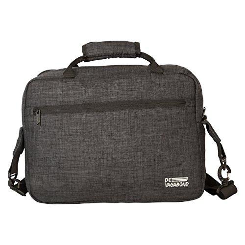 Devagabond 32 Ltrs Black Laptop Backpack  Brisk_2_Black