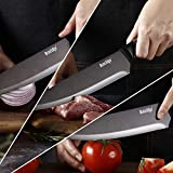 Bravedge Chef Knife, 8 Inch Kitchen Knife with