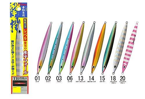 OWNER(オーナー) ルアー GJL-60 撃投ジグレベル 1 ピンク 31872の商品画像