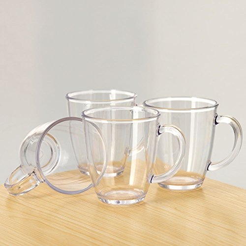 City Point 4 pcs 14 OZ OZ Crystal