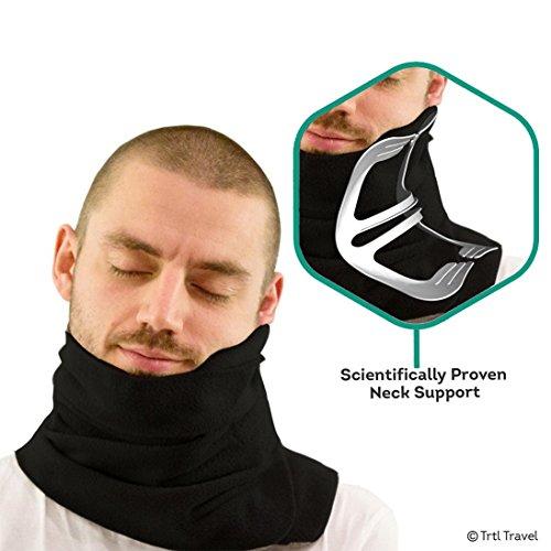 Trtl Pillow Scientifically Proven Super Soft Neck