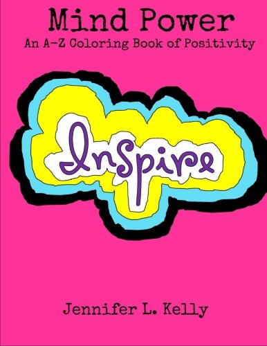 Mind Power: An A-Z Coloring Book of Positivity ebook