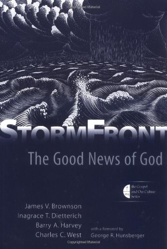 Download StormFront: The Good News of God (Gospel and Our Culture) PDF