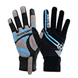 Windproof Outdoor Sports Cycling Motorcycle Mountain Bike Ski Hiking Touch Screen GEL Pad Reflective Gloves M/L/XL