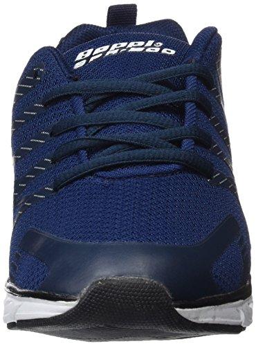 Azul Beppi Unisex Adultos Preto Zapatillas Marinho WOOTIqB8