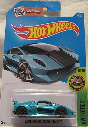 Cadillac Elmiraj Price In Usa >> Hot Wheels 2016 HW Exotics Lamborghini Sesto Elemento 80/250, - Import It All