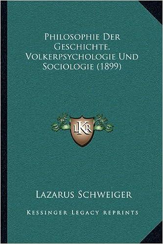 volkerpsychologie
