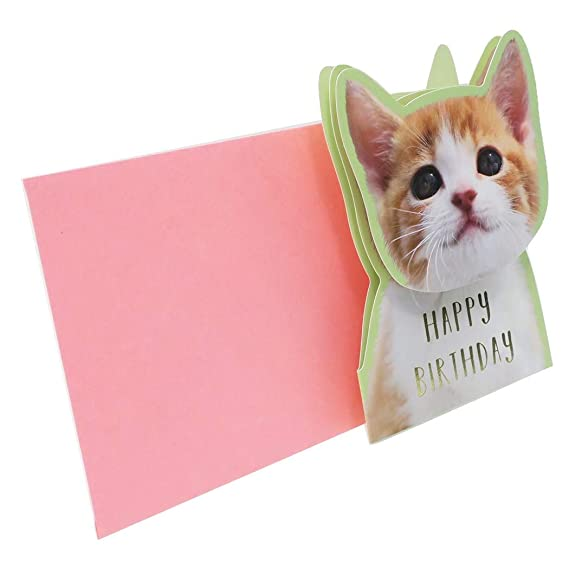 Active Corporation Tarjeta de felicitación de cumpleaños con ...