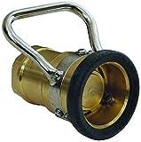 Dixon DDC150AL Aluminum Coupler X FNPT Hose Unit With FKM Seals, 70 mm, 1-1/2''