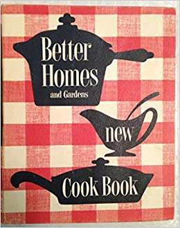 Charming Better Homes And Gardens New Cook Book: Better Homes U0026 Gardens: Amazon.com:  Books
