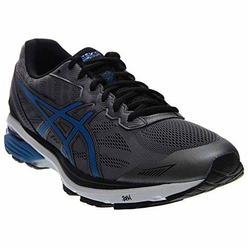 ASICS Men's Gt-1000 5 Running Shoe, Carbon/Imperial/Black, 9 M US (Gel New Treadmill Asics)