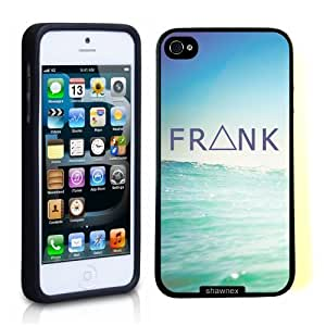 iPhone 5 5S Case ThinShell TPU Case Protective iPhone 5 5S Case Shawnex Frank Ocean Hipster