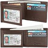 Men's Wallet - RFID Blocking Cowhide...