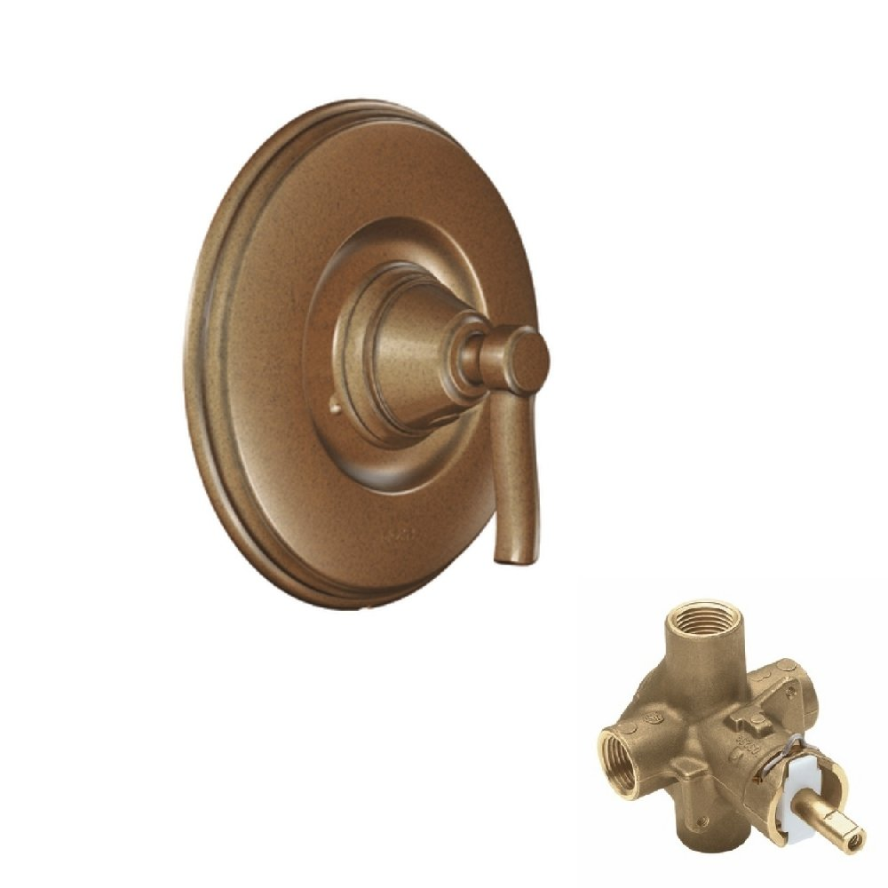 Antique Bronze Moen KSVRO-P-TS2211AZ Rothbury Shower Valve