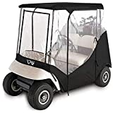 Golf Cart Enclosures Review and Comparison