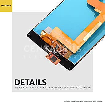 New For Sony Xperia M4 Aqua E2363 E2306 E2303 LCD Replacement Display Touch Screen Digitizer Black
